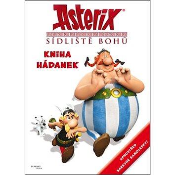 Asterix Sídliště bohů Kniha hádanek: Uprostřed barevné samolepky (8594063858002)