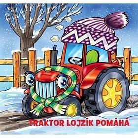 Traktor Lojzík pomáhá (978-80-7321-934-5)