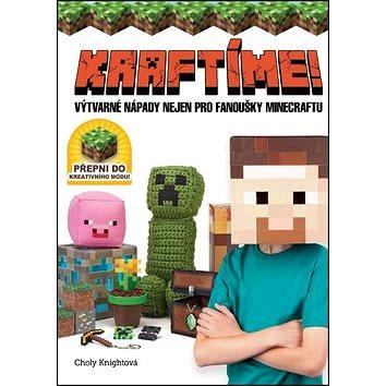 Kraftíme!: Výtvarné nápady nejen pro fanoušky Minecraftu (978-80-264-0688-4)