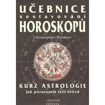 Učebnice sestavování horoskopů: Kurz astrologie (978-80-86474-06-9)