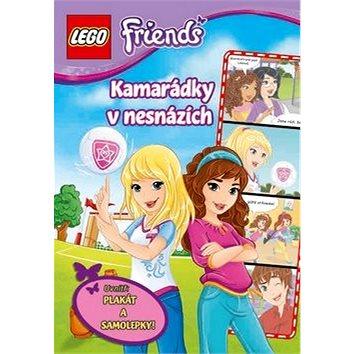 LEGO Friends Kamarádky v nesnázích (978-80-251-4348-3)