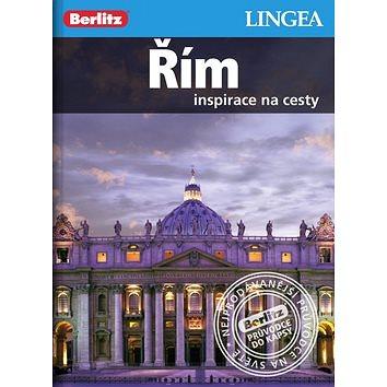 Lingea s.r.o. Řím: Inspirace na cesty (978-80-7508-053-0)