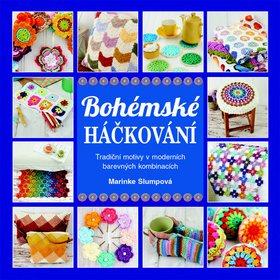 Bohémské háčkování: Tradiční motivy v moderních barevných kombinacích (978-80-7359-456-5)
