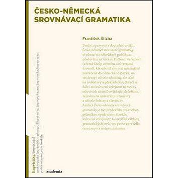 Česko-německá srovnávací gramatika (978-80-200-2378-0)