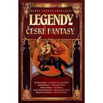 Legendy české fantasy II.: Druhý svazek Antologie (978-80-257-1436-2)