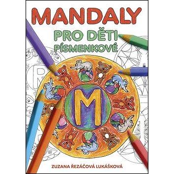 Mandaly pro děti písmenkové (978-80-264-0719-5)