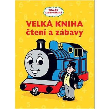 Tomáš a jeho přátelé Velká kniha čtení a zábavy (978-80-252-2268-3)
