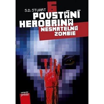 Povstání Herobrina 6 Nesmrtelná zombie (978-80-251-4404-6)