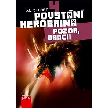 Povstání Herobrina 4 Pozor, draci! (978-80-251-4411-4)