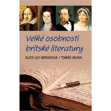 Velké osobnosti britské literatury (978-80-7376-400-5)
