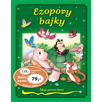 Ezopovy bajky (978-80-255-0988-3)