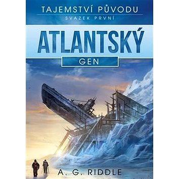 Atlantský gen: Tajemství původu (978-80-257-1449-2)