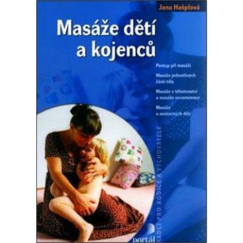 Masáže dětí a kojenců (978-80-262-0858-7)