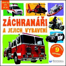 Záchranáři a jejich vybavení (978-80-256-1638-3)