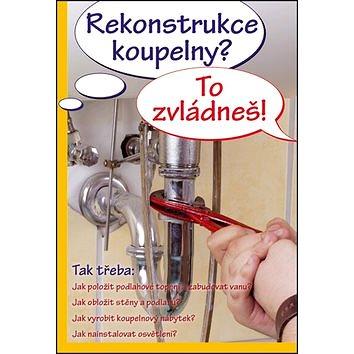 Rekonstrukce koupelny? To zvládneš! (978-80-7236-949-2)