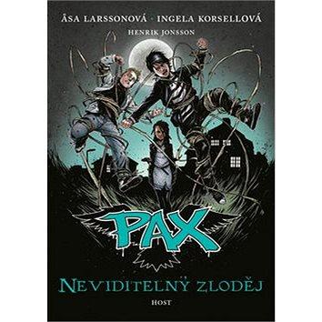 Pax Neviditelný zloděj (978-80-7491-514-7)