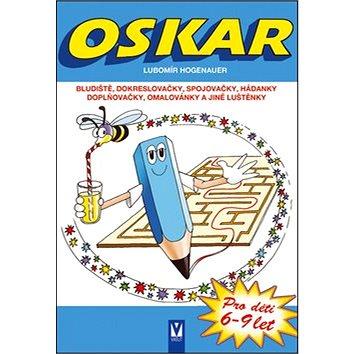 Oskar: Bludiště, dokreslovačky, spojovačky, hádanky, doplňovačky, omalovánky a jiné... (978-80-7236-953-9)