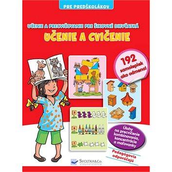 Učenie a cvičenie Učenie a precvičovanie pre šikovné dievčatká (978-80-8107-856-9)