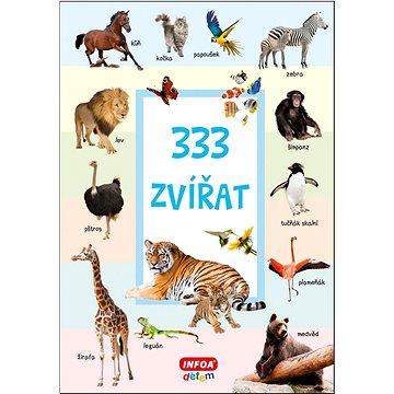 333 zvířat (978-80-7240-965-5)