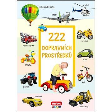 222 dopravních prostředků (978-80-7240-966-2)