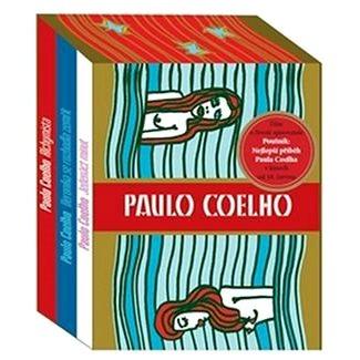 Paulo Coelho: Alchymist, Veronika se rozhodla zemřít, Jedenáct minut (978-80-257-1526-0)