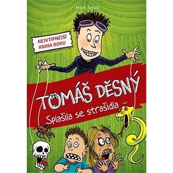 Tomáš Děsný: Splašila se strašidla (978-80-264-0807-9)