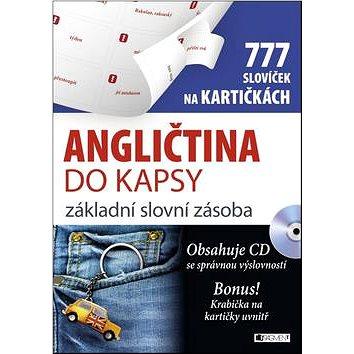 Angličtina do kapsy: základní slovní zásoba + CD se správnou výslovností (978-80-253-1881-2)