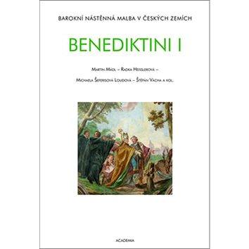 Benediktini I+II: Barokní nástěnná malba v Českých zemích (978-80-200-2621-7)
