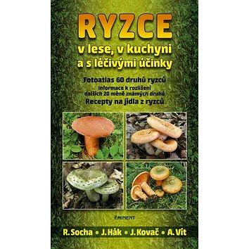 Ryzce: v lese, v kuchyni a s léčivými účinky (978-80-7281-494-7)