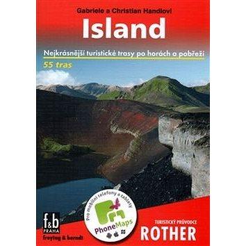 Turistický průvodce Rother Island: Nejkrásnější turistické trasy po horách a pobřeží (978-80-7445-170-6)