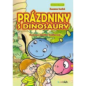 Prázdniny s dinosaury: Chytré čtení (978-80-247-5524-3)