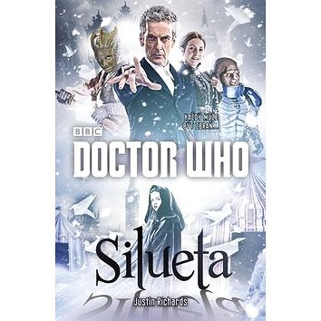 Doctor Who Silueta (978-80-7462-855-9)