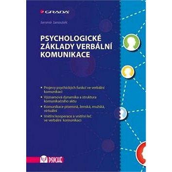 Psychologické základy verbální komunikace (978-80-247-4295-3)