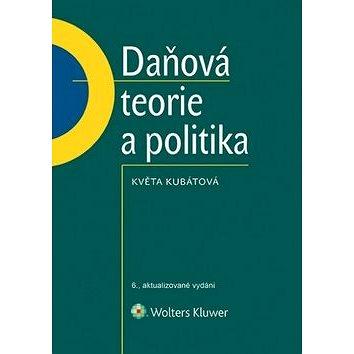 Daňová teorie a politika (978-80-7478-841-3)