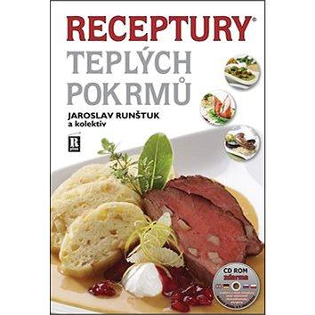 R PLUS Receptury teplých pokrmů + CD ROM (978-80-904093-2-3)