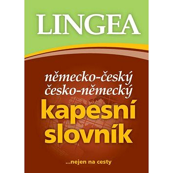 Německo-český česko-německý kapesní slovník: ...nejen na cesty (978-80-7508-119-3)