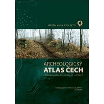 Archeologický atlas Čech (978-80-200-2526-5)