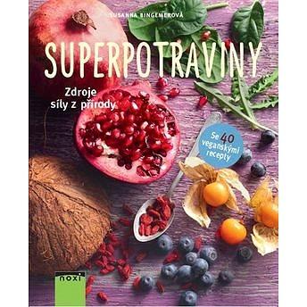 Superpotraviny: Zdroje síly z přírody (978-80-8111-319-2)