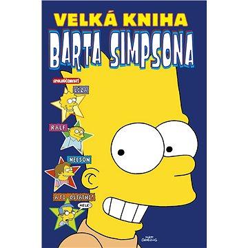 Velká kniha Barta Simpsona (978-80-7449-320-1)
