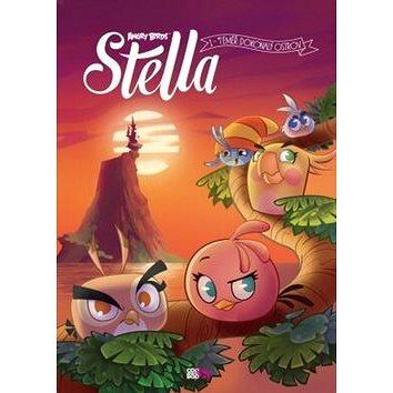 Angry Birds Stella Téměř dokonalý ostrov (978-80-7447-076-9)