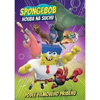 SpongeBob Houba na suchu (978-80-264-0824-6)