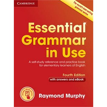 Essential Grammar in Use: with answers and eBook (9781107480537)