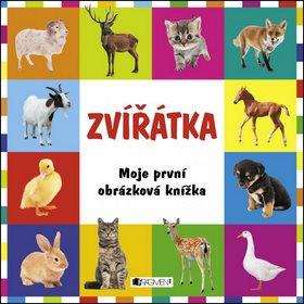 Zvířátka: Moje první obrázková knížka (978-80-253-2497-4)