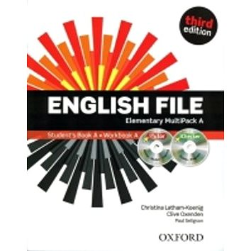 English File Elementary Multipack A 3.e. (9780194598668)