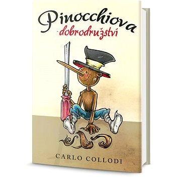 Pinocchiova dobrodružství (978-80-7390-277-3)