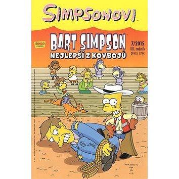 Bart Simpson Nejlepší z kovbojů: 42186 (9786660075237)