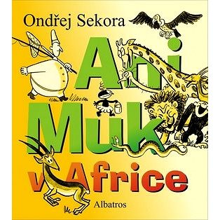 Ani Muk v Africe (978-80-00-04019-6)
