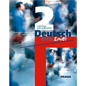 Deutsch eins, zwei 2 Učebnice (978-80-7238-377-1)