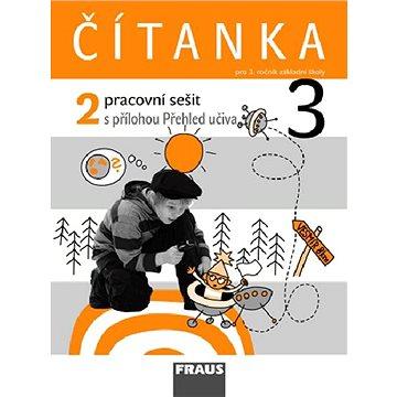 Čítanka 3/2 pracovní sešit: pro 3. ročník ZŠ (978-80-7238-865-3)