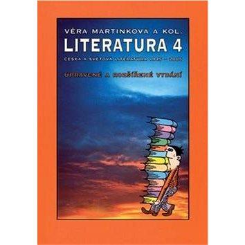 Literatura 4 pro SŠ učebnice: Česká a světová literatura 1945-2005 (978-80-7238-922-3)